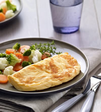 """Handmade"" traditional omelette of premium quality Frozen Omelettes Gourmet Style Frozen Egg-based products Frozen Dairy, Frozen Egg"