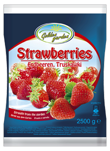 IQF FROZEN STRAWBERRIES -