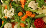 IQF frozen vegetable mix/blend   IQF Frozen Vegetables