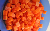 IQF Frozen Papaya IQF Frozen Fruit