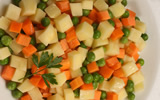Frozen Mixed vegetables IQF Frozen Vegetables