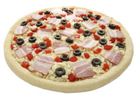Raw Frozen Pizza Frozen Pizza, Pie, Pasta